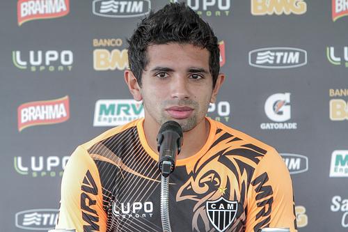 Guilherme é uma das opções na equipe alternativa do Atlético