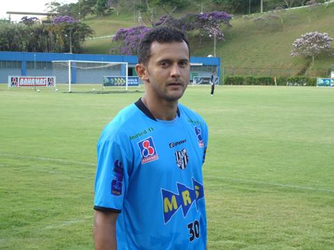 Zagueiro Fabrício Soares atuou em todas as partidas do Carijó no ano