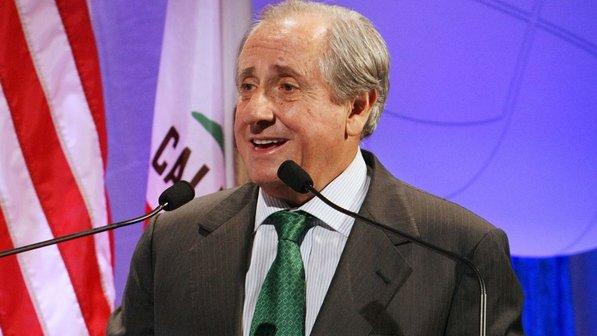 Dirigente Ary Graça (foto de arquivo): presidente licenciado da CBV renuncia