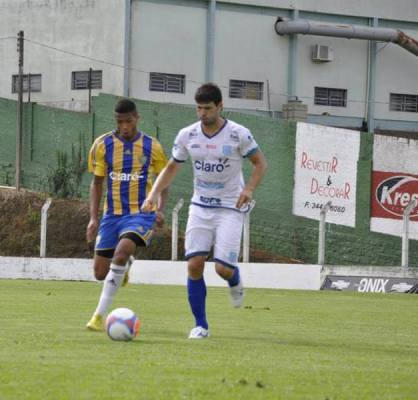 Ladeira atuou pelo Esportivo Bento Gonçalves no Campeoato Gaúcho de 2014