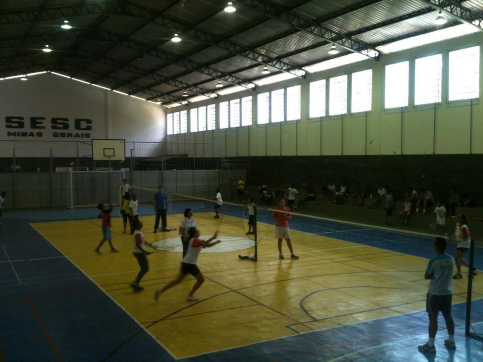 Torneio de Verão de Badminton prepara atletas para a disputa do Mineiro