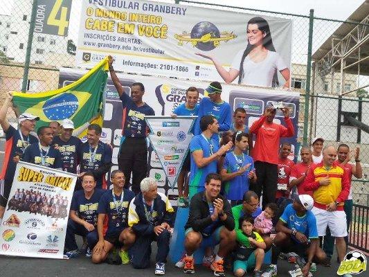 Corrida do Granbery/PJF: divulgados os resultados extra-oficiais por equipes e da corrida infantil