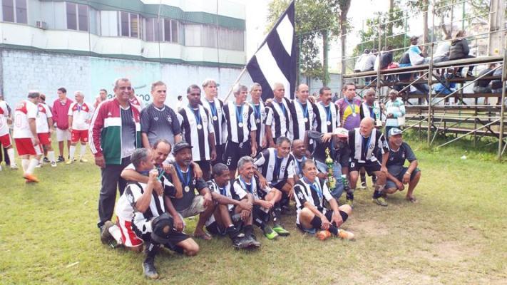 Clube Atlético Juventude  foi derrotado nos pênaltis na decisão da Sênior