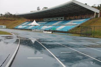 Chuva adia atletismo dos Jogos Sesi