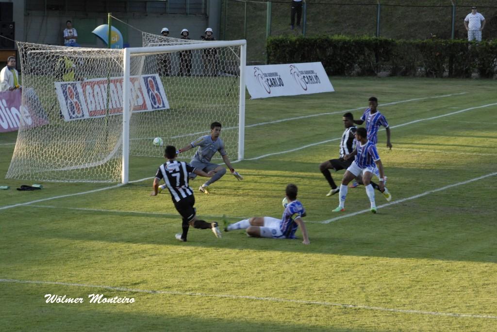Atacantes do Tupi seguem sem marcar na Série C