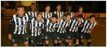 Tupi vence amistoso contra equipe de Santos Dumont por 2 a 0