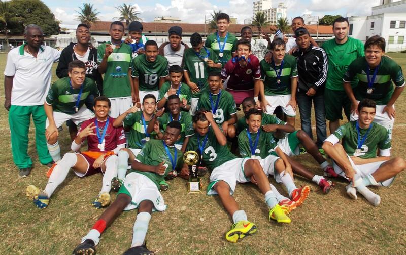 Equipe sub-17 do Sport - categoria juvenil