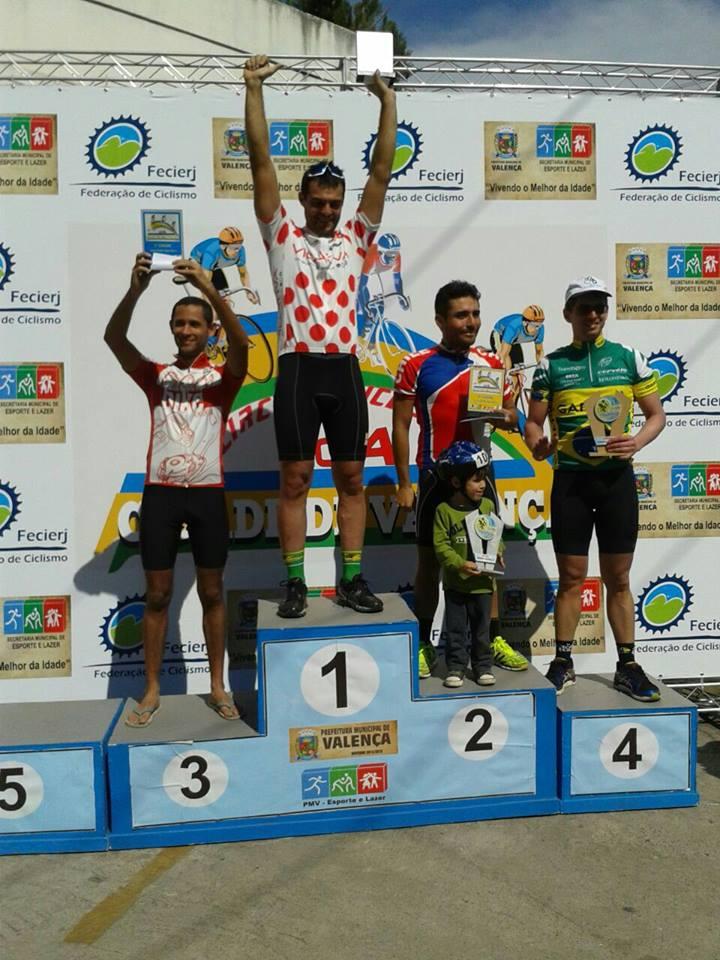 João Batista: embalado pela vitória conquistada no 61º Circuito Ciclístico de Valença
