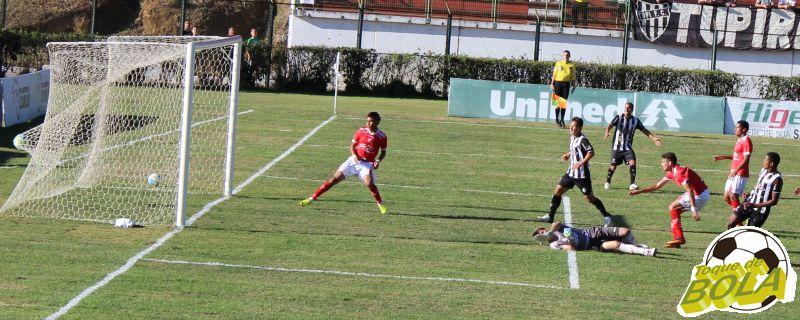 03 -Bola estufa a rede primeiro gol