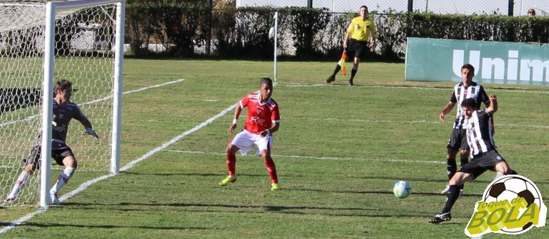 07 -chute wesley ladeira segundo gol