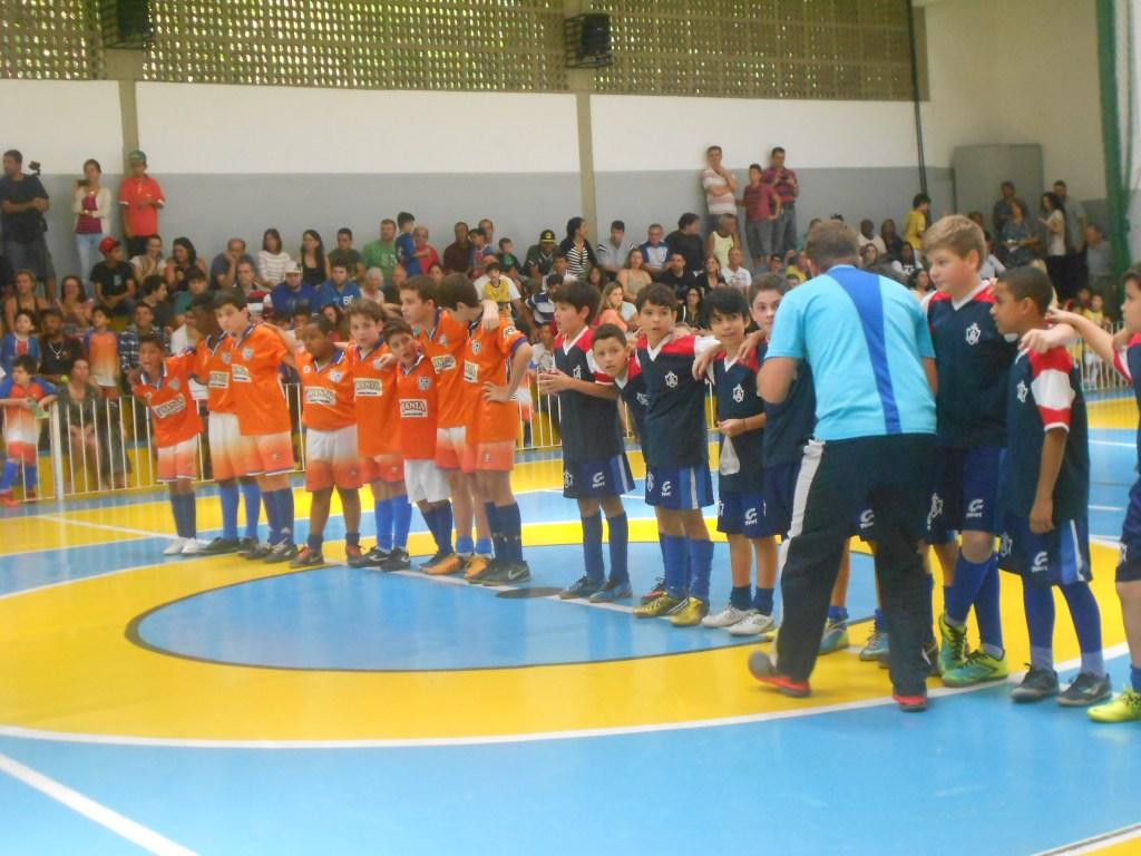 Segunda edição da Copa Toque de Bola de Futsal vai até o final de novembro