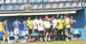 Chico marca e Tupi vence Madureira em partida marcada por tragédia extra-campo