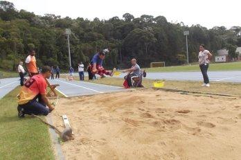 2ª Semana Paralímpica: atletismo encerra atividades com mais de cem competidores. Veja fotos