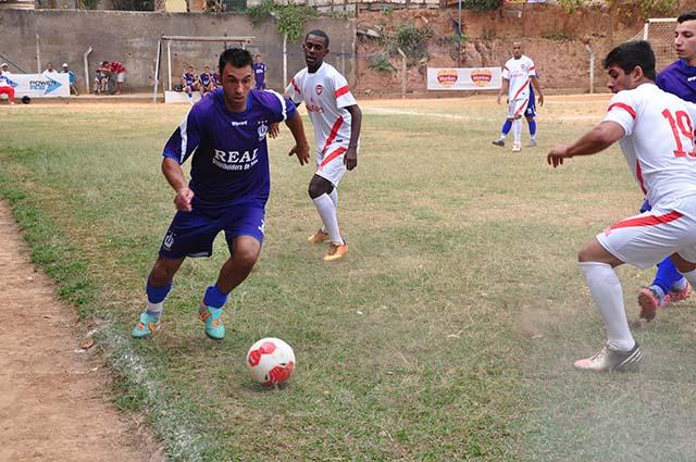 Copa Prefeitura Bahamas de Futebol Amador 2014: retomada depois do recesso para eleições