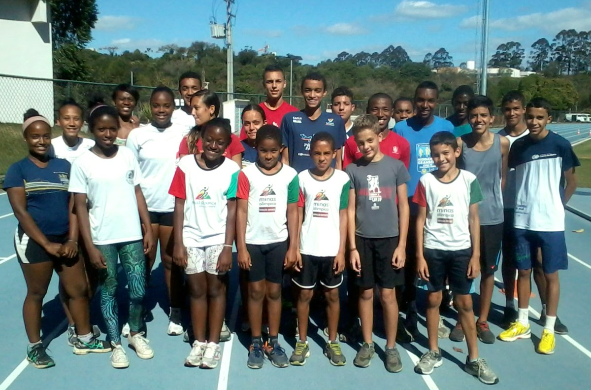 Jovens atletas competem provas em São Paulo entre a sexta e o domingo
