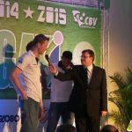 Gustavo quer colocar o Canoas no topo da Superliga 2014/2015