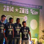 Sada Cruzeiro manteve base em busca do bicampeonato