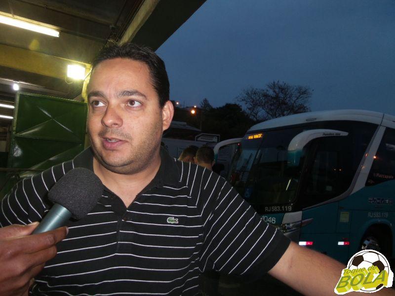 Há cerca de dois anos no Tupi, Alberto Simão ainda não oficializou, mas deve deixar o clube