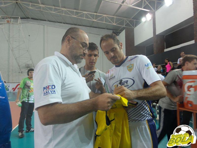 Ricardinho mantém seu estilo: entrevistado pelo Toque de Bola, criticou comportamento do time e respondeu aos comentários de torcedores do Maringá nas redes sociais
