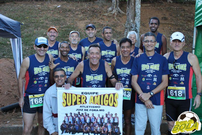 Equipe Super Amigos: tradição vitoriosa enovada no título entre as equipes masculinas