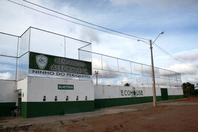 Ninho do Periquito é a casa do Alecrim (RN)