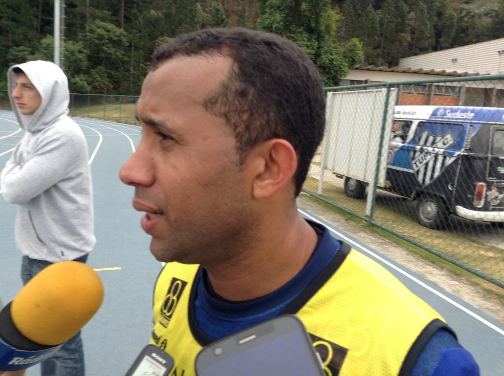 Genalvo atuou durante quase toda a Série C como titular da equipe