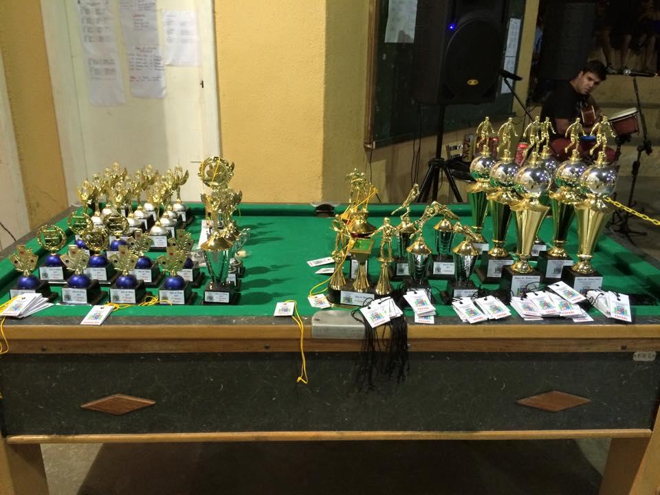 Torneio de Verão de Chácara: troféus, medalhas e avaliação positiva