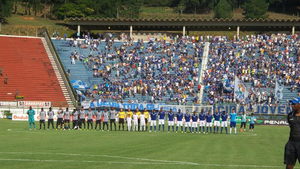 Tupi x Cruzeiro: reviva com o Toque de Bola as emoções da partida pela quinta rodada do Campeonato Mineiro