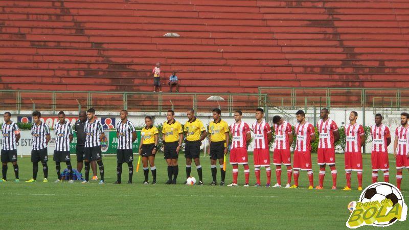 Tupi manteve esperanças de classificação com vitória sobre o Villa Nova