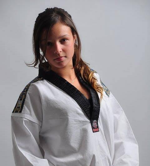 Izabella Siqueira será a representante juiz-forana no Grand Slam de Taelwondo em Betim