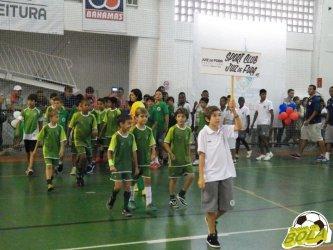 Copa Prefeitura Bahamas de Futsal: veja jogos do Boletim 2 e primeira rodada dos Iniciantes