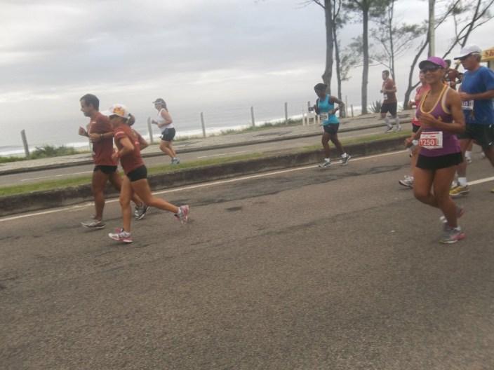 Juizforana Célia Claveland em participação na Golden Four
