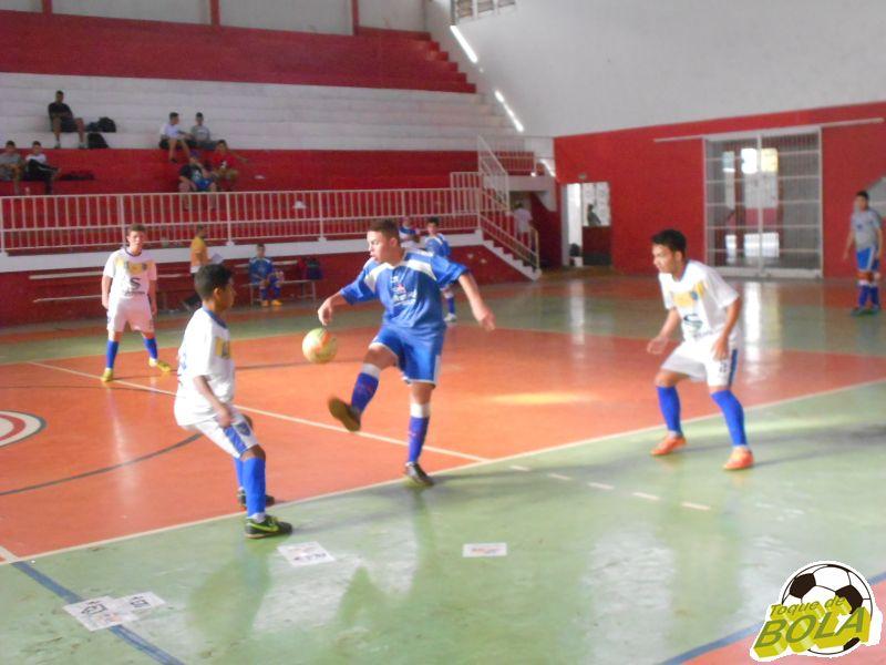 Ginásio do Tupynambás recebeu quatro partidas na tarde do sábado, 30