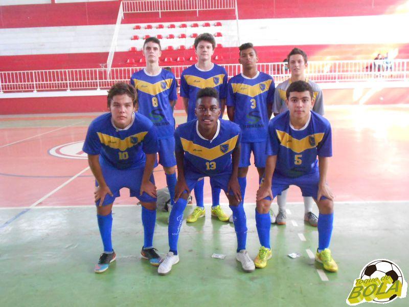 Escola de Futsal Sérgio Moraes, categoria infanto juvenil