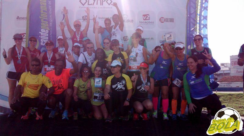 Viva Sport festejou o ouro entre as equipes femininas