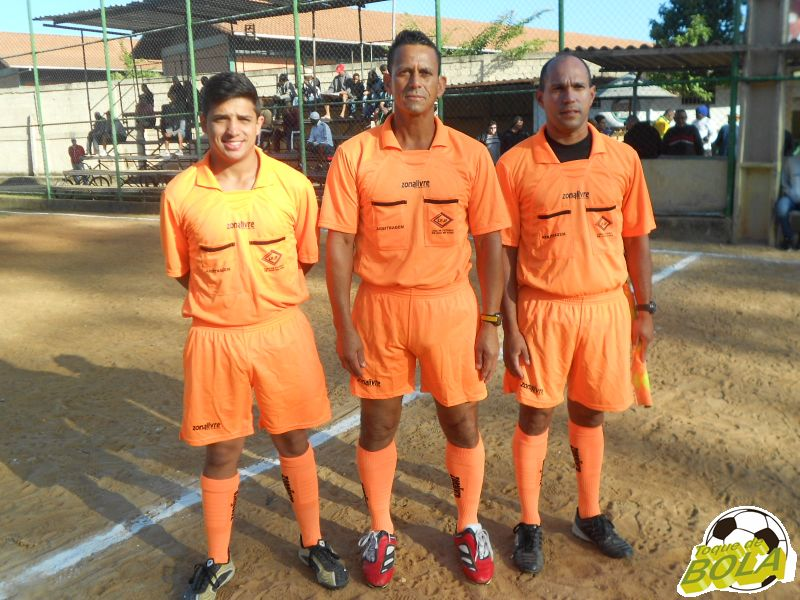 Arbitragem do confronto