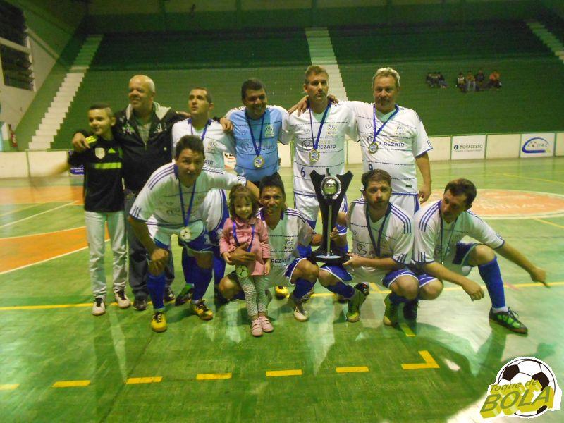 Rezato comemorou mais um título da Copa Prefeitura Bahamas de Futsal em sua história