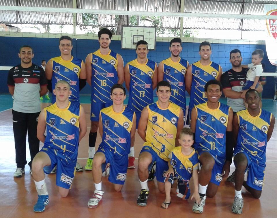Equipe da UFJF/Clube Bom Pastor é favorita ao título da etapa