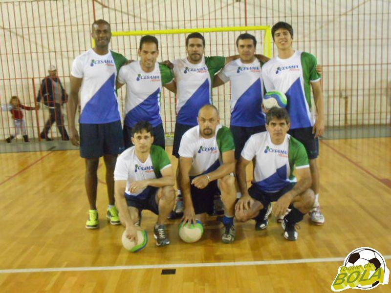 Cesama quer vitória e novo título no vôlei masculino
