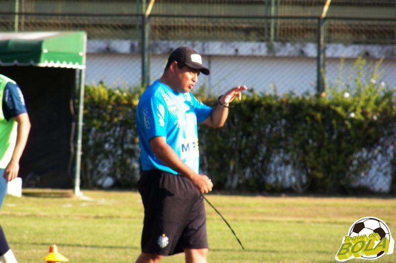 Técnico carijó, Leston Júnior, divide Série C em blocos de seis partidas e pontuação do Galo vem acima das expectativas