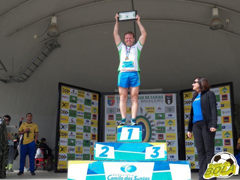 Fabrício Húngaro, vencedor no PNE masculino