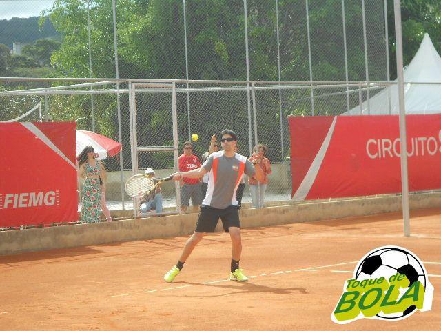 Rodrigo Virginio, da MRS, foi o campeão na Iniciante A