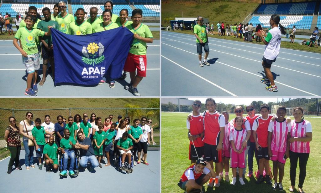 Segunda Semana Paralímpica: mais de 100 atletas em atividade