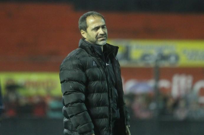 Rogério Zimmermann é treinador do Brasil desde 2012 (Foto: Paulo Rossi)