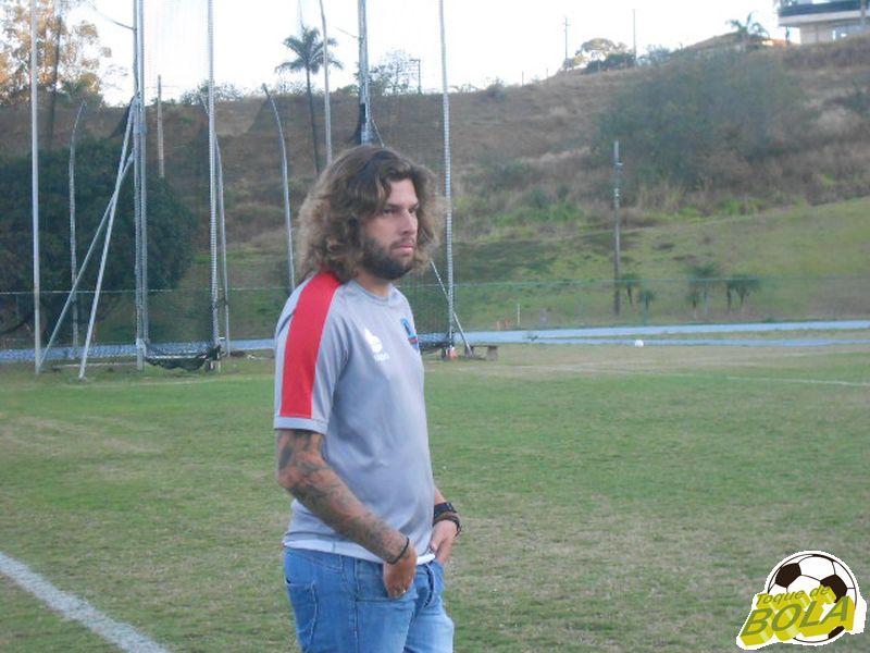 Rafael Guiduci acompanha a equipe desde 2012