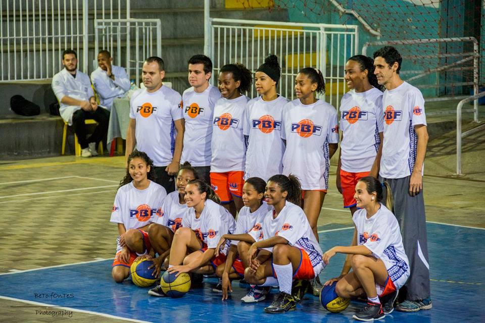 Time feminino do PBF/Olímpico disputa 2ª Circuito Estadual