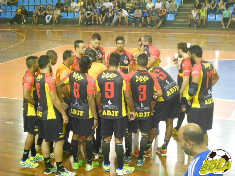 Handebol: ADJF visita o Itajaí-SC na abertura do returno da Liga Nacional