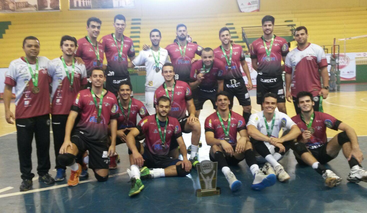 Vôlei masculino e handebol masculino de Juiz de Fora são campeões da Fase Estadual dos Jogos de Minas