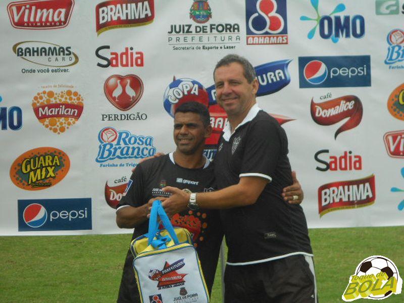 Chininha foi o destaque do LFC no campeonato