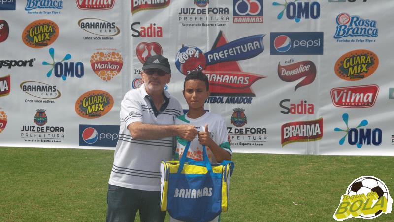 Marcos Vinicius, destaque do ACI na final